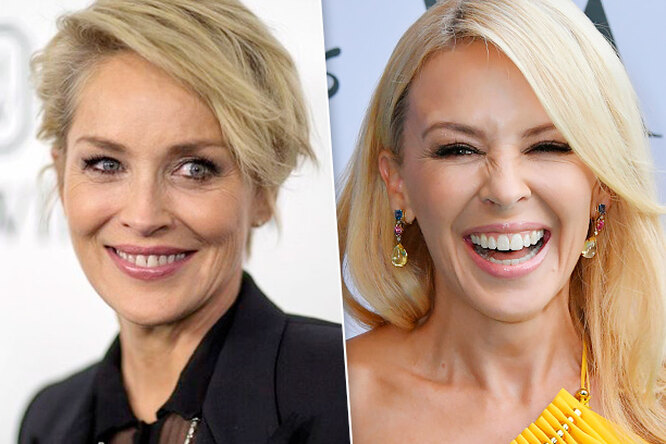 Знаменитые женщины, которые любят мужчин помоложе