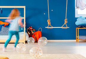 Потрясающие интерьерные идеи для детской комнаты