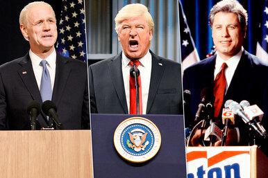 Ты мой президент! Мюррей, Траволта, Райт, Фримен: кто еще сыграл главу США?