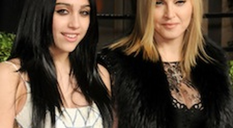 Мадонна передала бойфренда дочери