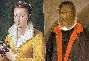 Настоящие Красавица и Чудовище — история трагической любви