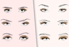 Ах, эти глазки! 8 способов нанести тени при разном разрезе глаз