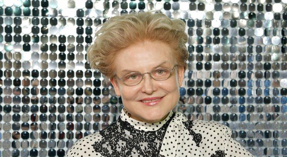 Елена Малышева рассказала Ирине Безруковой обинъекциях гиалуроновой кислоты