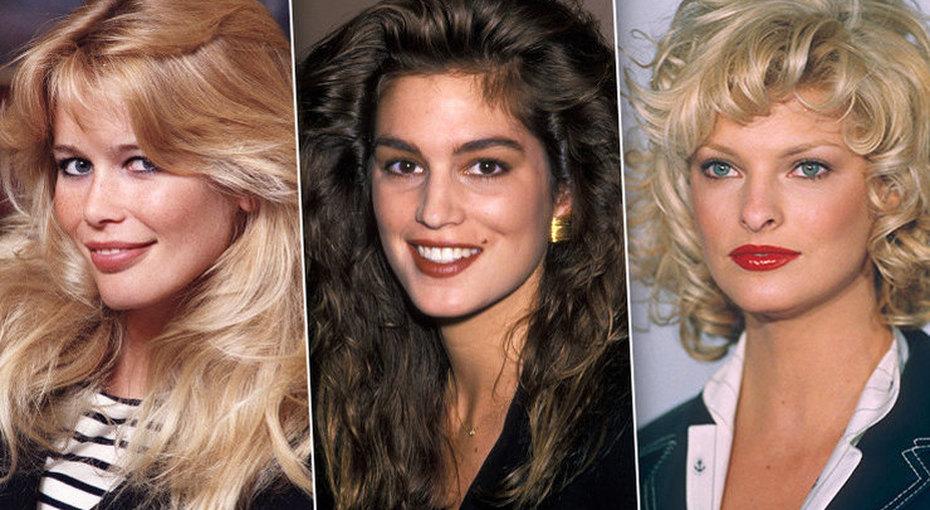 Красотки безфотошопа ипластики: как выглядели звезды  90-х
