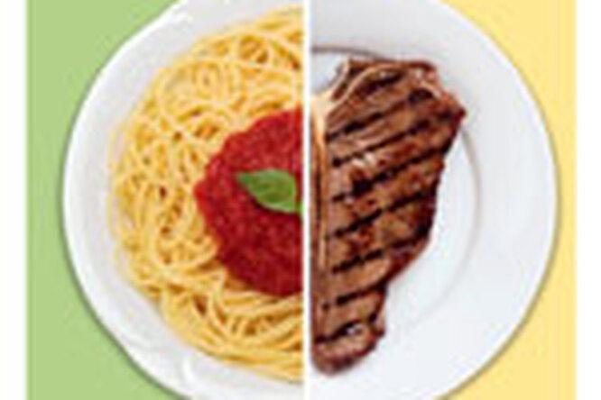 Обезжиренная еда или низкоуглеводная?