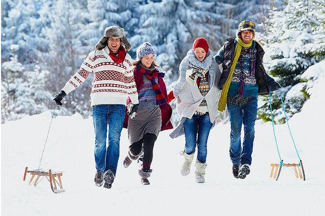 Зимний пикник. Как устроить праздник взаснеженном лесу