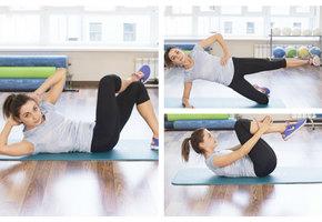 Как прийти в форму после родов? 10 лучших упражнений