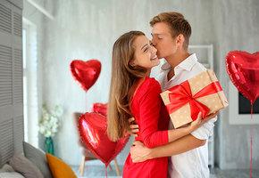 Лавандовый телефон, розовый шоколад и еще 8 романтичных подарков на 14 февраля