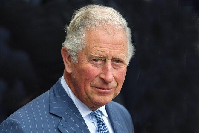 Принц Уэльский Чарльз коронавирус