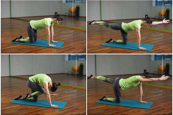 Тренировка Body&Mind. 6 упражнений, которые снижают аппетит