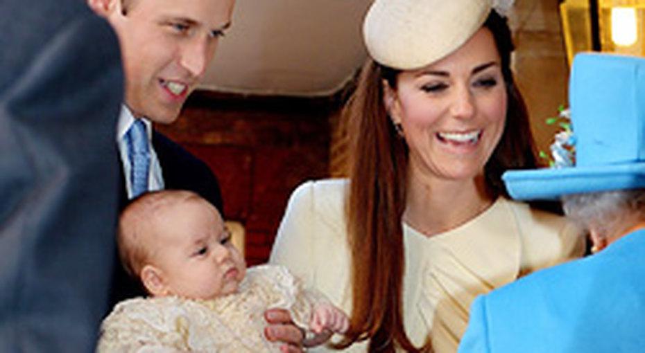 Крестины принца Георга