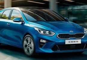 Тест-драйв: новый Kia Ceed