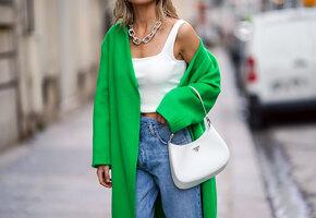 Зеленый – цвет лета: как носить самый модный оттенок и какие вещи купить?