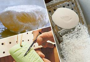 В хозяйстве пригодилось! 13 неожиданных способов использования мыла