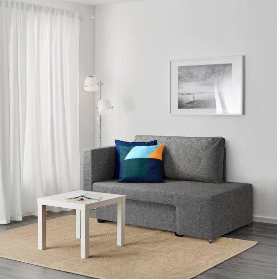 ИКЕА, ГРЭЛЛЬСТА 2-местный диван-кровать, 11 999 ₽
