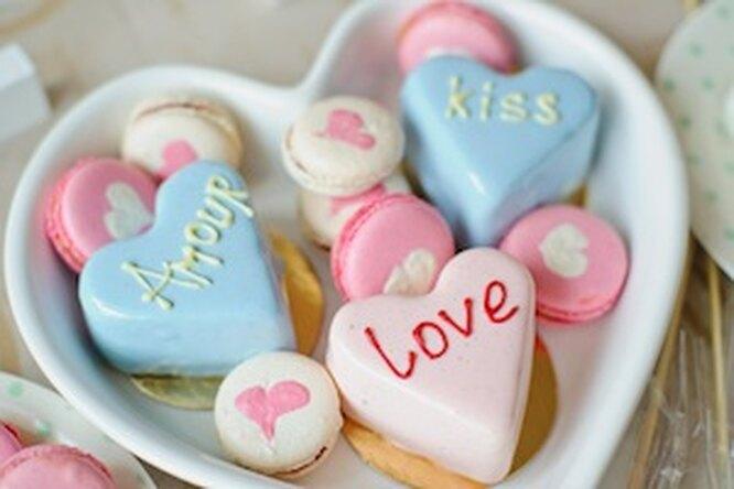 День Святого Валентина в«Счастье»