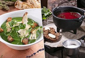Шеф-повар советует: лучшие постные супы