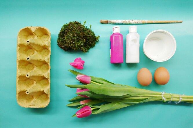 10 необычных исмелых идей дляукрашения пасхальных яиц