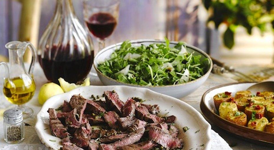 Готовим обед по‑итальянски