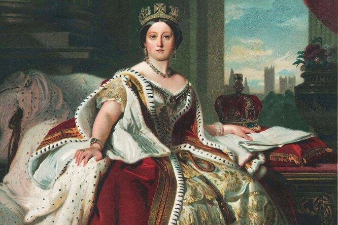 Виктория: королевская любовь икоролевская месть, которые остались ввеках