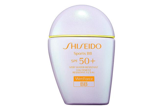 Солнцезащитный BB-крем-спорт для активного образа жизни SPORTS BB SPF 50+ от Shiseido Suncare