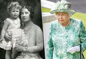 Семейный альбом: как члены британской королевской семьи выглядели в детстве