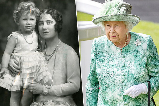Семейный альбом: как члены британской королевской семьи выглядели вдетстве