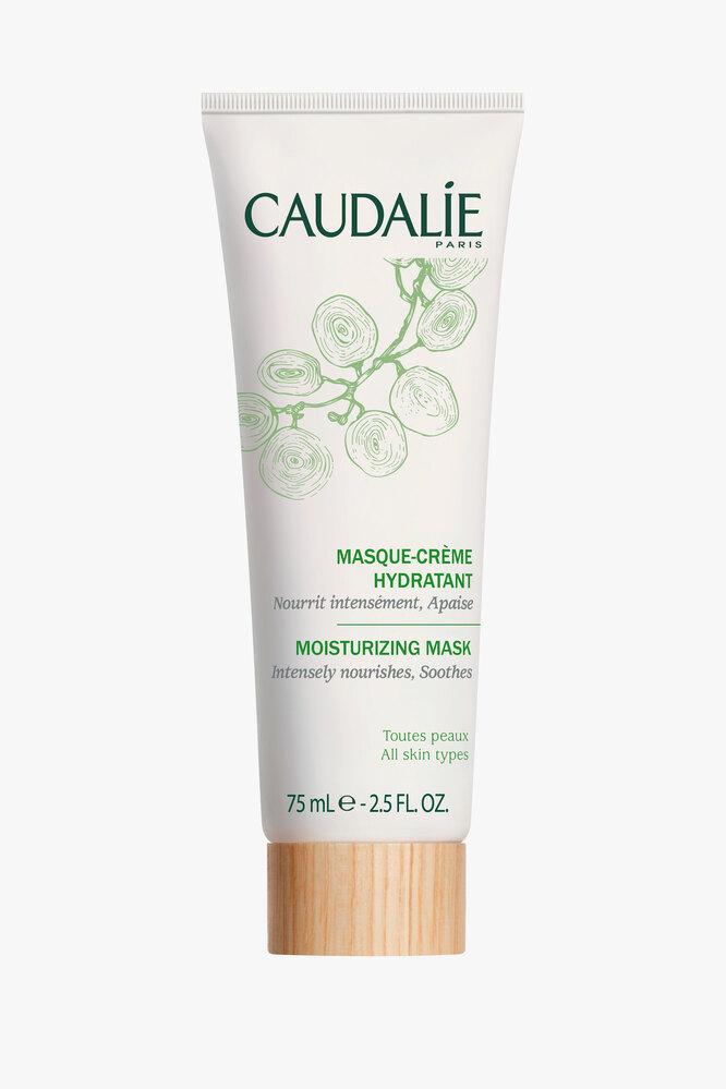 Увлажняющая маска-крем с винодрожжами, маслом косточек винограда и гиалуроновой кислотой Caudalie