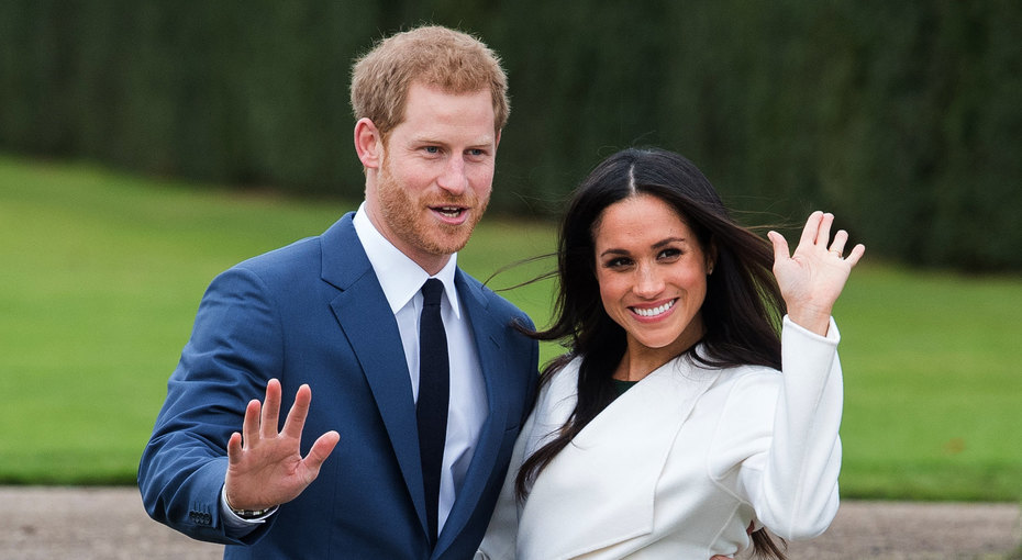 Меган иГарри. Как встретились британский принц иразведенная американка