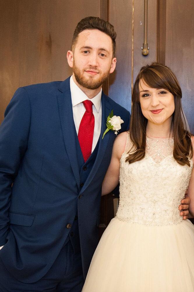 Луиз и Майк поженились еще в 2016 году, но никак не могли накопить на покупку собственного жилья