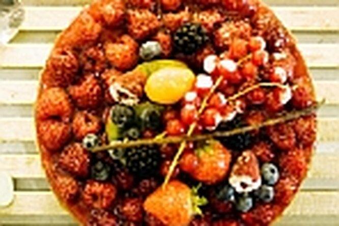 Фруктовые пироги: 10 сочных рецептов