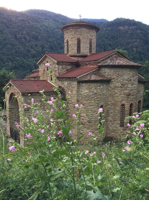 Северный храм вАрхызе