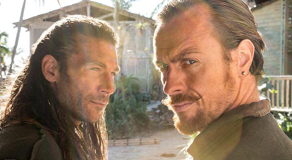 Пират пирату друг, товарищ и...муж: однополые союзы морских разбойников