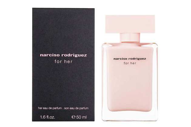 for Her, Narciso Rodriguez