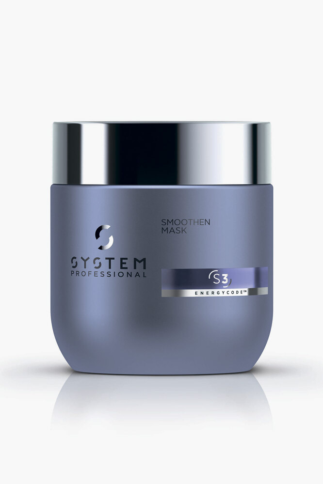 Маска для гладкости волос Smoothen S3, System Professional