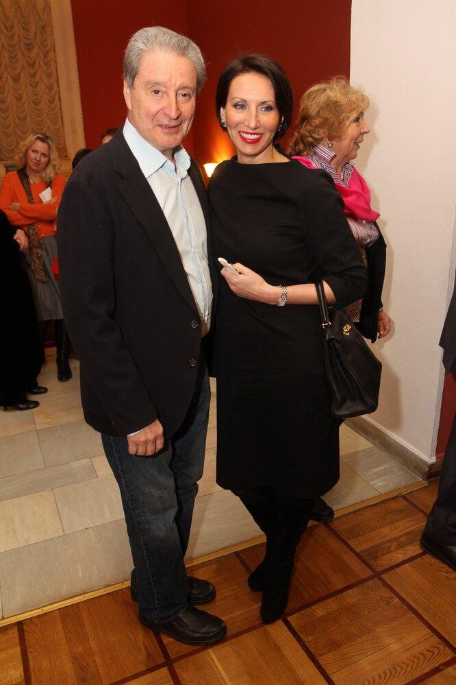 Алика Сиехова с отцом