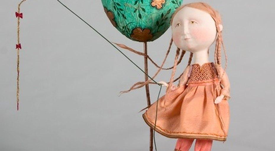 Выставка кукол имишек Тедди
