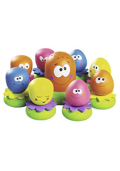 Игрушка для купания «Осьминожки», TOMY, «Детский мир»