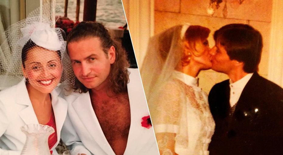 Как изменились звездные пары со дня свадьбы