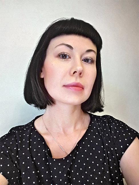 Ольга Халецкая
