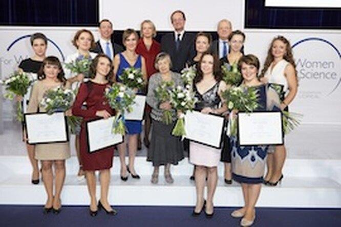 VII ежегодная церемония награждения молодых ученых L'OREAL – ЮНЕСКО «Для женщин внауке»