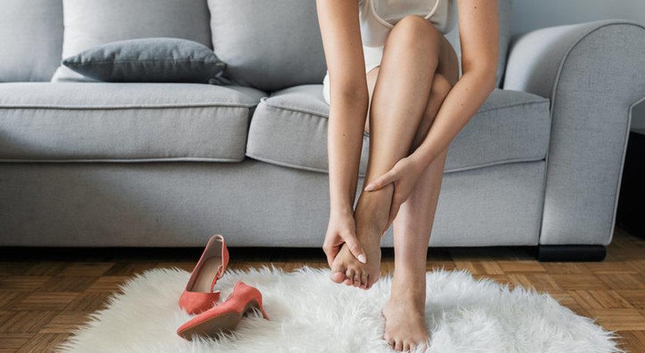 Неудобный вопрос: что делать, если сильно потеют ноги