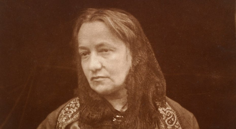Леди, создавшая викторианский фотопортрет - исумевшая сделать наэтом деньги
