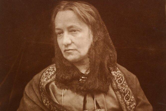 Леди, создавшая викторианский фотопортрет — исумевшая сделать наэтом деньги