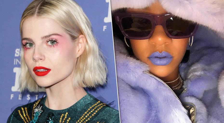 22 идеи макияжа длялетних фестивалей: учимся узвезд