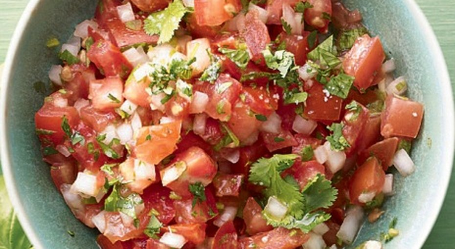 Сальса: готовим мексиканский соус