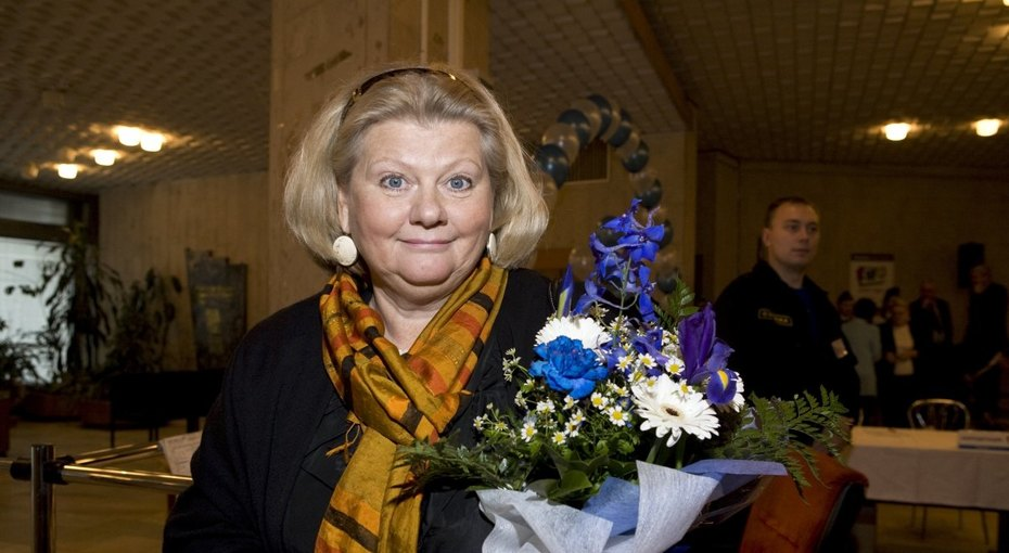 Никакой пластики: 69-летняя Ирина Муравьева впервые задолгое время вышла всвет