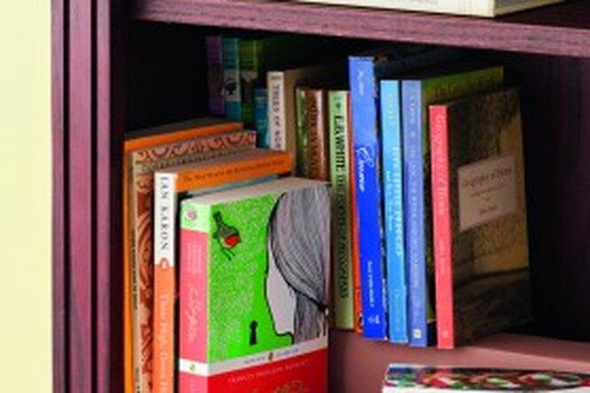 Практика кофмфорта: организуем книги