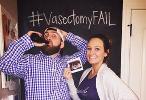 Неожиданно! Отец 4 детей сделал вазэктомию и обнаружил, что жена снова беременна