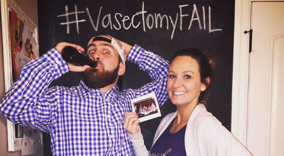 Измена или ошибка? Отец четырех детей сделал вазэктомию, но обнаружил, что жена снова беременна